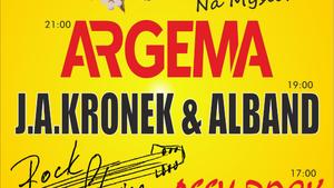 MAJÁLES NA MYSLIVNĚ/ARGEMA , J.A.KRONEK & ALBAND/ROCK STRING, ASSY ROCK