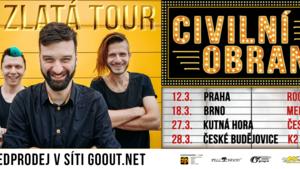 Civilní Obrana - Praha (Rock Café)