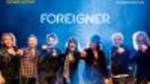 FOREIGNER (UK / US) - PRAGUE SUMMER FESTIVAL 2020