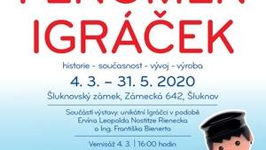 Výstava Fenomén Igráček