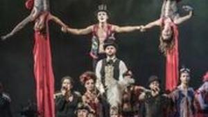 The Greatest Show - Reincarnation - Divadlo na Vinohradech