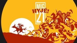 MIG 21 - Hyjé Tour 2020 v Pelhřimově
