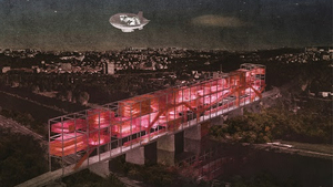 Galegion: Utopické město - Centrum současného umění DOX