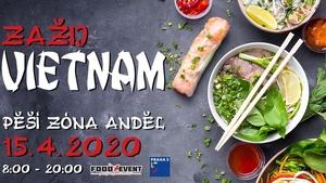 Zažij Vietnam na Andělu