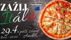 Zažij Itálii na Andělu