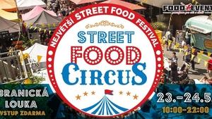 Street food circus - Branická louka