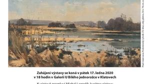 Výstava Vladimír Levora (1920 - 1999) - Galerie U Bílého jednorožce v Klatovech