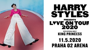 Harry Styles: Love On Tour