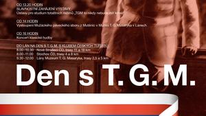 DEN S T. G. M. 2020 u příležitosti 170. výročí narození T. G. Masaryka