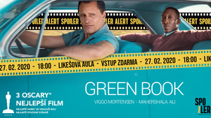 Veřejné promítání filmu Green Book