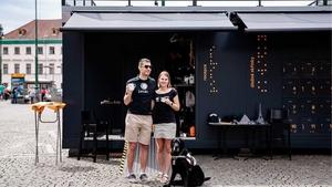 Kavárna Potmě – Praha