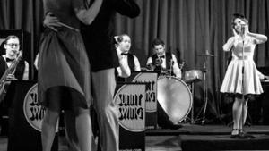 SUNNY SWING ORCHESTRA/Tančírna / křest CD a videoklipu/