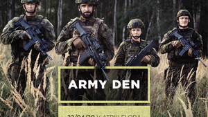 V Atriu Flora proběhne další ročník oblíbené akce Army den