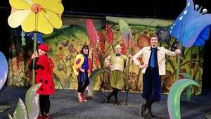 Velká dobrodružství malého brouka - Komorní divadlo Kalich