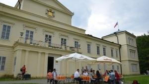 Víkend otevřených zahrad na státním zámku Kynžvart