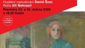 MRTVÉ MĚSTO - Divadlo Antonína Dvořáka