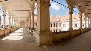 Pohádková karanténa na zámku v Litomyšli