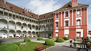 Pohádka na zámku Opočno: Čert s vodníkem na zámku
