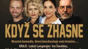 KDYŽ SE ZHASNE - Masters Of Rock Café