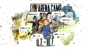 Fun Arena Camp - Příměstský tábor