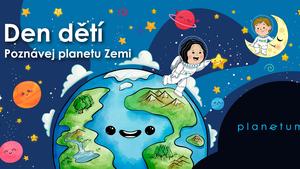 Oslavte Mezinárodní den dětí hrami
