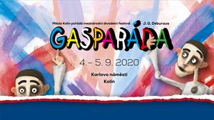 Gasparáda - mezinárodní divadelní festival J. G. Deburaua