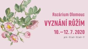 Vyznání růží - Oslava růží v olomouckém rozáriu