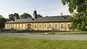 Setkání na zámku Kozel s Josefem Pospíšilem a Zdeňkem Troškou