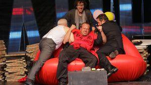 Kutloch aneb I muži mají své dny - černá komedie Studia DVA v Divadle Bolka Polívky