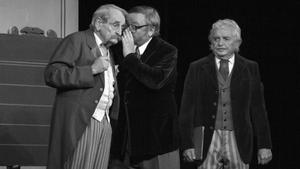 Vyšetřování ztráty třídní knihy v Žižkovském divadle Járy Cimrmana