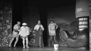Dlouhý, Široký a Krátkozraký - Žižkovské divadlo Járy Cimrmana