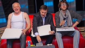 Kutloch aneb I muži mají své dny - černá komedie v divadle Studio DVA