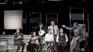 Kancl - divadelní uvedení kultovního seriálu BBC