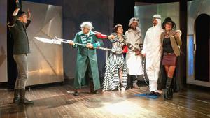 Vynález zkázy - new generation v Žižkovském divadle Járy Cimrmana
