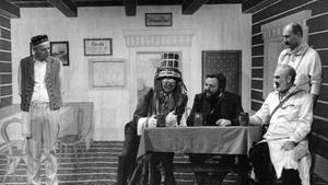 Němý Bobeš - Žižkovské divadlo Járy Cimrmana