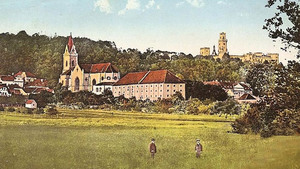 Poslední Schwarzenberg na Hluboké – divadelní představení na zámku Hluboká