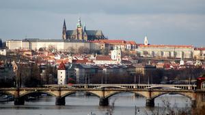 Výlet na Pražský hrad