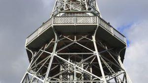 Výlet na pražskou Eiffelovku aneb do výšin Petřínské rozhledny