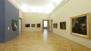 Návrat Rembrandta: Učenec ve studovně