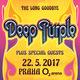 DEEP PURPLE vystoupí v pražské O2 areně