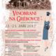 Vinobraní na Grébovce 2017