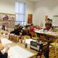 Výstava Našima očima představí práce výtvarného oboru ZUŠ Vsetín