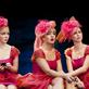Pět ve stejných šatech - Divadlo Na Fidlovačce