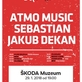 SEBASTIAN & ATMO MUSIC & JAKUB DĚKAN na společném koncertě ve ŠKODA Muzeu!