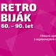 Výstava filmových kostýmů Retro biják 60. – 90. let v Tančícím domě připomene slávu československé kinematografie