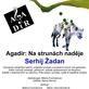 Agadir: Na strunách naděje, Serhij Žadan