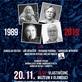 30. výročí sametové revoluce - Vlastivědné muzeum v Olomouci