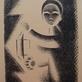 Grafiky Josefa Čapka v Klášterci nad Ohří