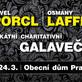 Největší hity Karla Gotta, nová kolekce Osmany Laffity a hudební kouzla Pavla Šporcla již 24. března v Obecním domě! Poslední volná místa k dispozici!