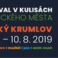 MHF Český Krumlov 2019: Léto plné hudby!